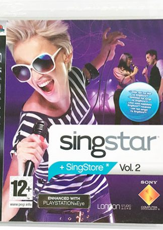 SingStar Vol. 2 PS3