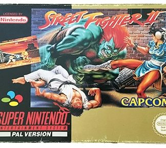 Street Fighter II (SCN)