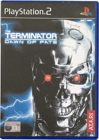 Terminator Dawn of Fate PS2