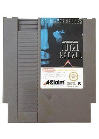 Total Recall NES SCN