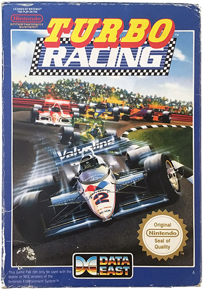 Turbo Racing CIB NES