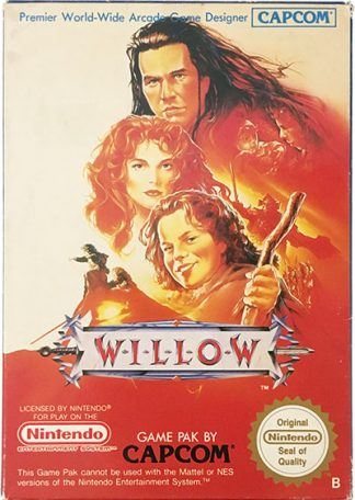 Willow SCN CIB NES