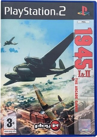 1945 I&II The Arcade Games PS2