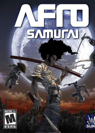 Afro Samurai (R1) (u. man) PS3