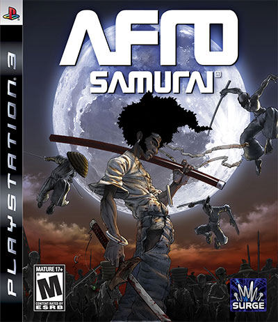 Afro Samurai (R1) (u. man) PS3