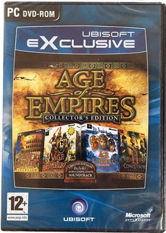 Age of Empires Collector's Edition PC