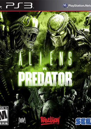 Aliens vs Predator (R1) PS3