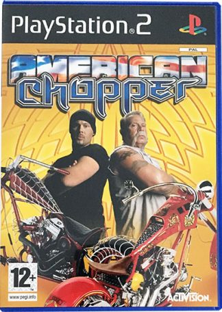 American Chopper PS2