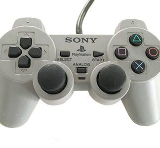 Analog controller til PS1 og PS2