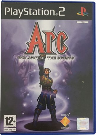 Arc Twilight of the Spirits PS2