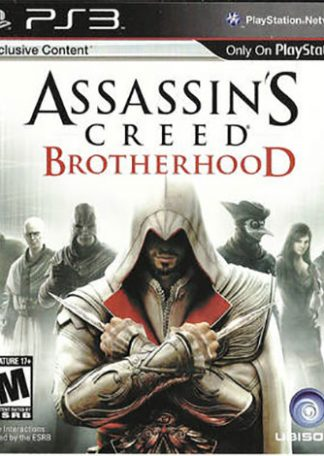 Assassin's Creed Brotherhood (R1) PS3