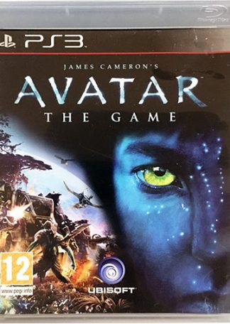 Avatar the Game PS3