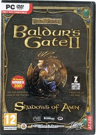 Baldur's Gate II Shadows of Amn PC