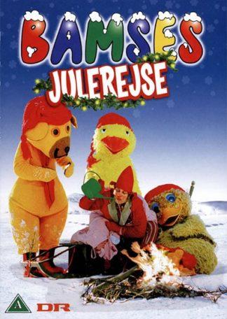 Bamses Julerejse Dvd