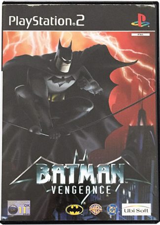 Batman Vengeance PS2