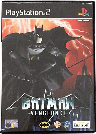 Batman Vengeance PS2