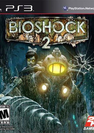 Bioshock 2 (R1) PS3