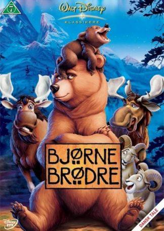Bjørne Brødre (Disney) Dvd