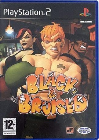 Black & Bruised PS2