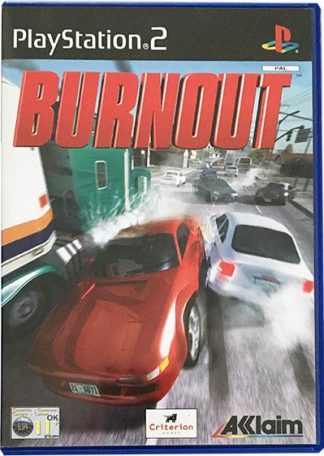 Burnout PS2