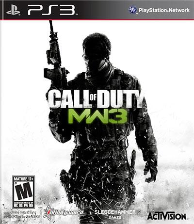 Call of Duty Modern Warfare 3 (R1) PS3