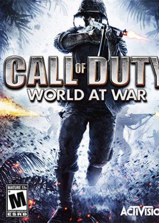 Call of Duty World at War (R1) (u. man) PS3