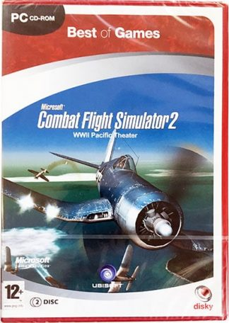 Combat Flight Simulator 2 (forseglet) PC