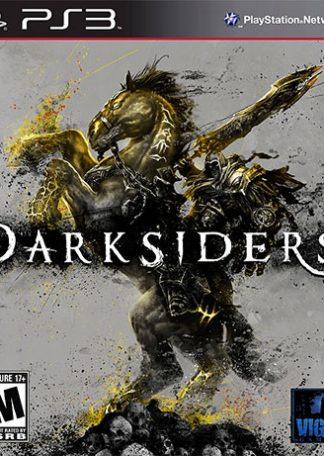 Dark Siders (R1) PS3