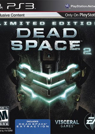 Dead Space 2 Limited Edition (R1) PS3