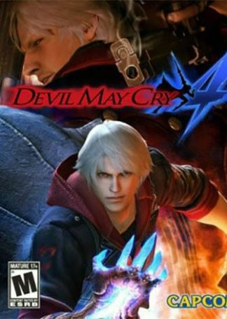 Devil May Cry 4 (R1) PS3
