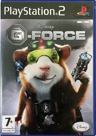 Disney G-Force PS2