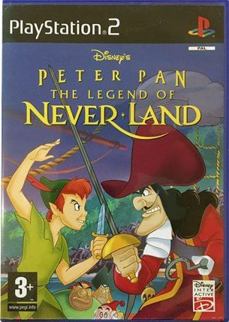 Disney's Peter Pan The Legend of Never Land PS2