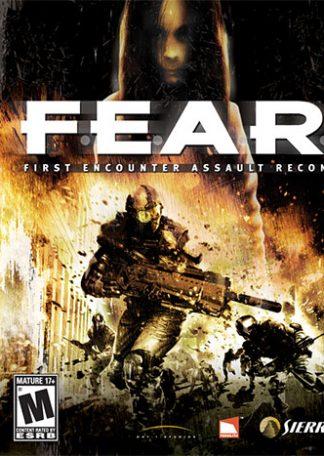 F.E.A.R. (R1) PS3