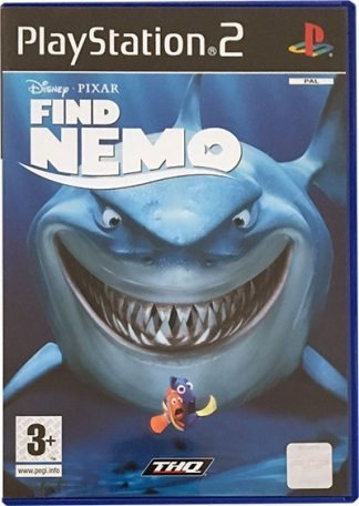 Find Nemo PS2