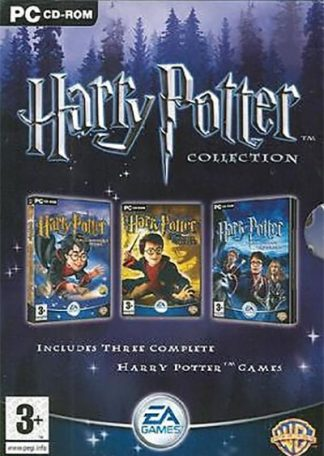 Harry Potter Collection m. 3 spil PC
