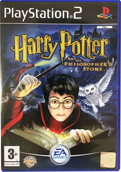 Harry Potter and the Philosopher's Stone PS2