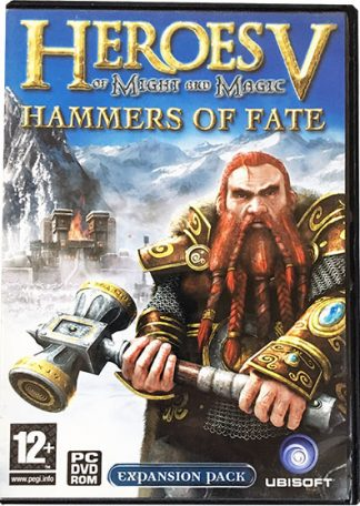 Heroes of Might and Magic V Hammers of Fate PC