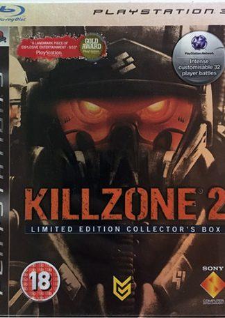 Killzone 2 Limited Edition Collectors Box PS3