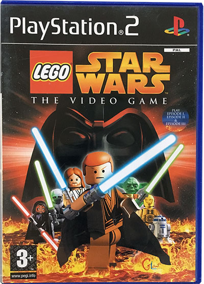 LEGO Star Wars The Video Game PS2