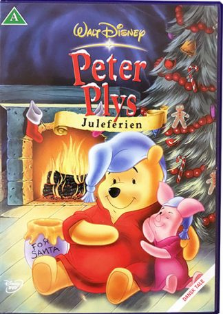 Peter Plys Juleferien Dvd