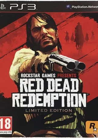 Red Dead Redemption Limited Edition PS3