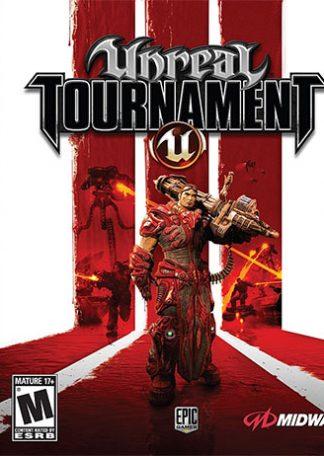Unreal Tournament 3 (R1) (u. man) PS3