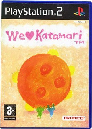 We Love Katamari PS2