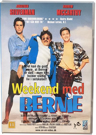 74fc9390242 Weekend med Bernie Dvd | Køb her - Flickzone.dk