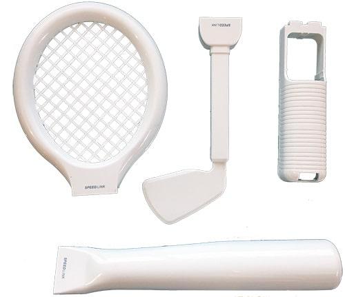 Wii Speed Link Sports kit
