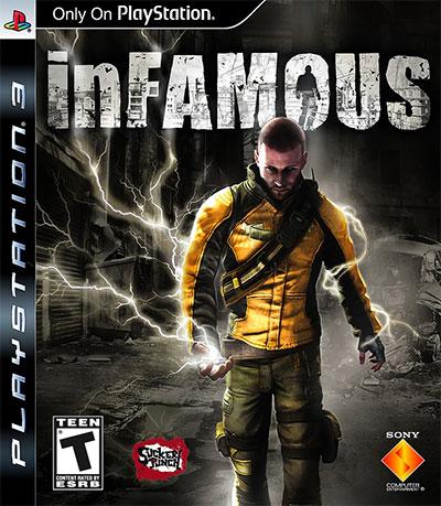 inFamous (R1) PS3