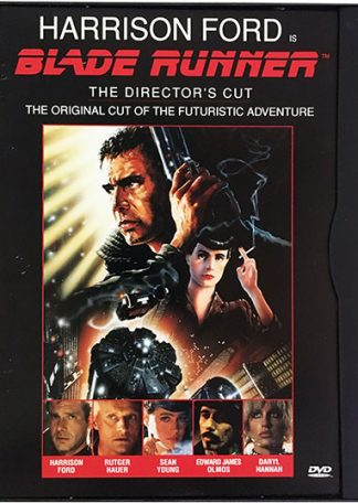 Blade Runner Director's cut Dvd