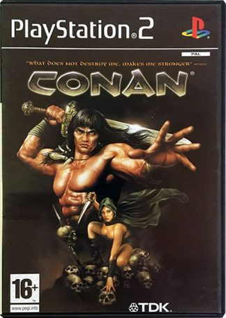 Conan PS2