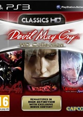 Devil May Cry HD Collection PS3