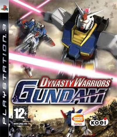 Dynasty Warriors Gundam PS3